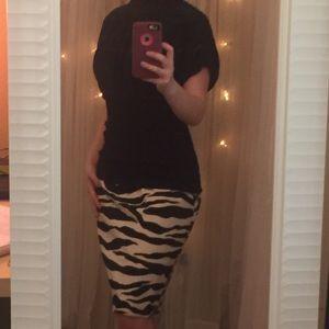 Sassy skirt girl